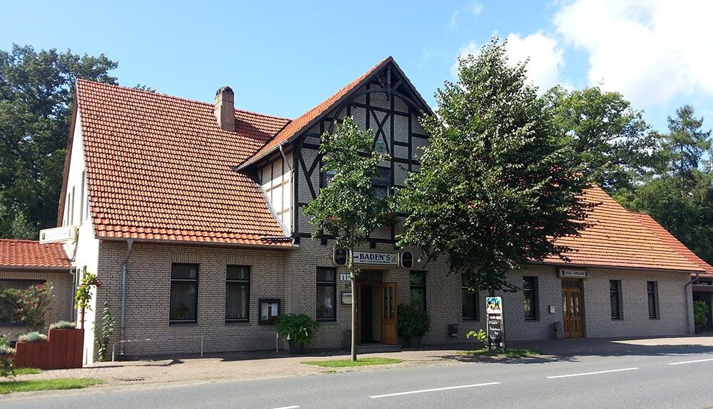Baden´s Gast- und Pensionshaus